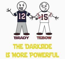 Brady Beats Tebow by iniguez619