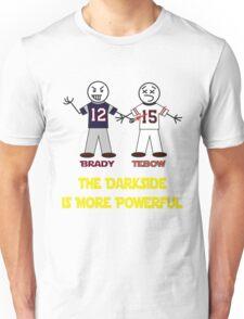 Brady Beats Tebow Unisex T-Shirt