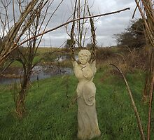 Pagan Statue by ShaneMcCullough