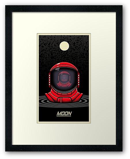 Moon by HarryGordon