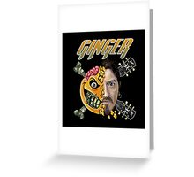 Ginger Wildheart Greeting Card