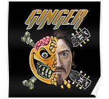 Ginger Wildheart Poster