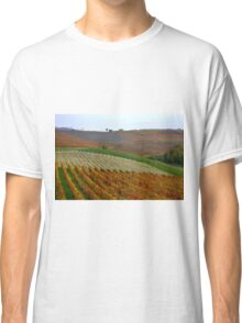 The colours of the Langhe  Classic T-Shirt