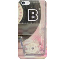 B-Side iPhone Case/Skin