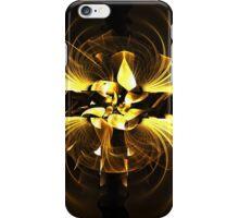 Gold Embers iPhone Case/Skin