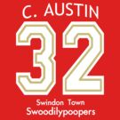 Cteve Austin Jersey by RoomWithAMoose