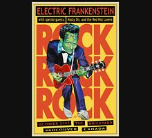 Electric Frankenstein Vancouver Canada Poster Unisex T-Shirt