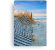 Dune Sunrise Canvas Print