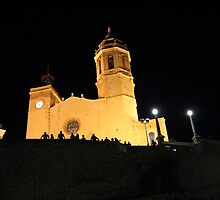 sitges barcelona spain by faben