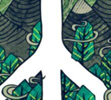 Natural Peace Sticker