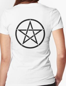 Pentacle, Witch, Wizard, WICCA, Modern, Pagan, Witchcraft, Religion, Cult T-Shirt