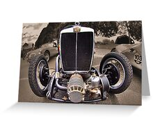 MG PA - 1934 Greeting Card