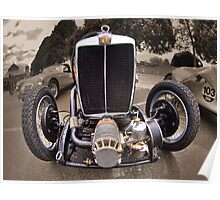 MG PA - 1934 Poster