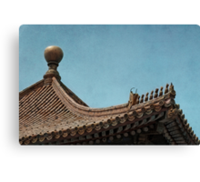 protected angle Canvas Print