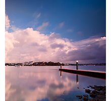A Place for Reflection - Canada Bay, NSW Photographic Print