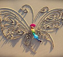 The Crystal Butterfly by CarlyMarie