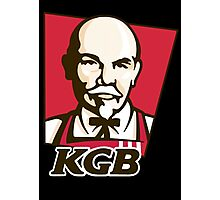 KGB Photographic Print