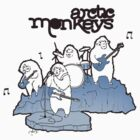 Arctic Monkeys by Ocarina04