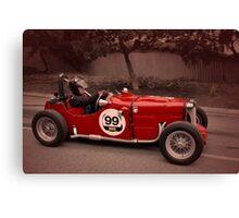 MG TC 1949 Canvas Print