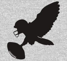 Superb Owl Logo Kids Tee