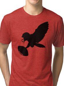 Superb Owl Logo Tri-blend T-Shirt
