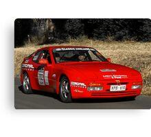 Porsche 944 Turbo Coupe Canvas Print