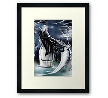 Undertaker! Framed Print