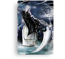 Undertaker! Canvas Print