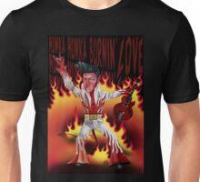 Burnin' Lurv Unisex T-Shirt