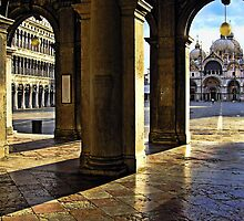 ¯`'·.¸(♥)¸.·'´FRAME IN FRAME CAPTURE PIAZZA SAN MARCO VENICE ITALY ¯`'·.¸(♥)¸.·'´ by ✿✿ Bonita ✿✿ ђєℓℓσ