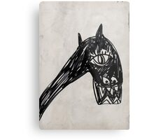 Horsey 1 Metal Print