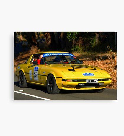 Mazda RX7 - 1981 Canvas Print