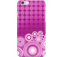 Concentrics - Berry [iPhone/iPod case] iPhone Case/Skin
