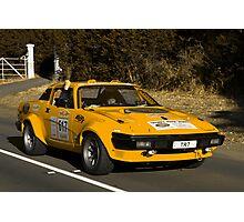 Triumph TR7 V8 - 1978 Photographic Print