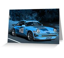 Porsche 911 Carrera - 1976 Greeting Card