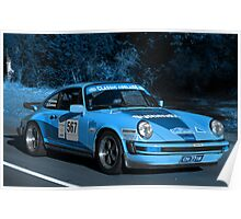 Porsche 911 Carrera - 1976 Poster