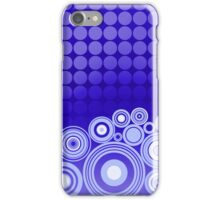 Concentrics - Blue [iPhone/iPod case] iPhone Case/Skin