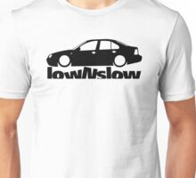 VW Bora, Low N Slow Unisex T-Shirt