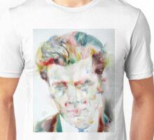 ALDOUS HUXLEY - watercolor portrait.3 Unisex T-Shirt