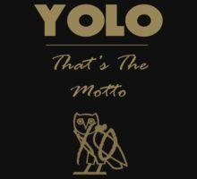 YOLO MOTTO