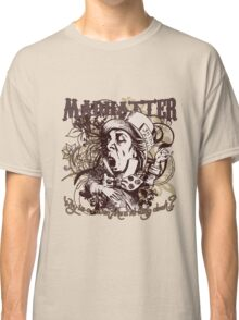 Mad Hatter Carnivale Style Classic T-Shirt