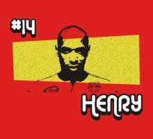 King Henry #14 RBNY by edwardengland