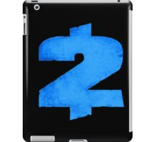 The 2 iPad Case/Skin