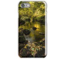 West Beck, Goathland, North Yorkshire iPhone Case/Skin