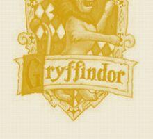 Gryffindor House by Emmybenny