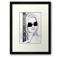 Kristina IV Framed Print