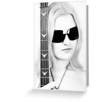 Kristina IV Greeting Card