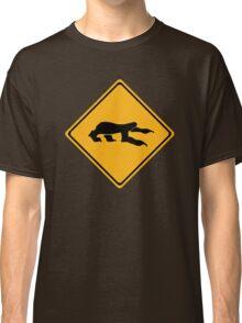 Sloth Crossing Classic T-Shirt