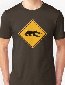 Sloth Crossing Unisex T-Shirt