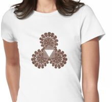 Wear Crochet for luck Womens Fitted T-Shirt